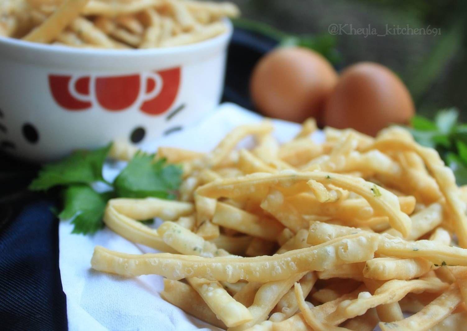 Resep Ladrang Stik Bawang Renyah Iritzzz Tips Oleh Kheyla S Kitchen Resep Resep Makanan Sehat Resep Makanan Sehat