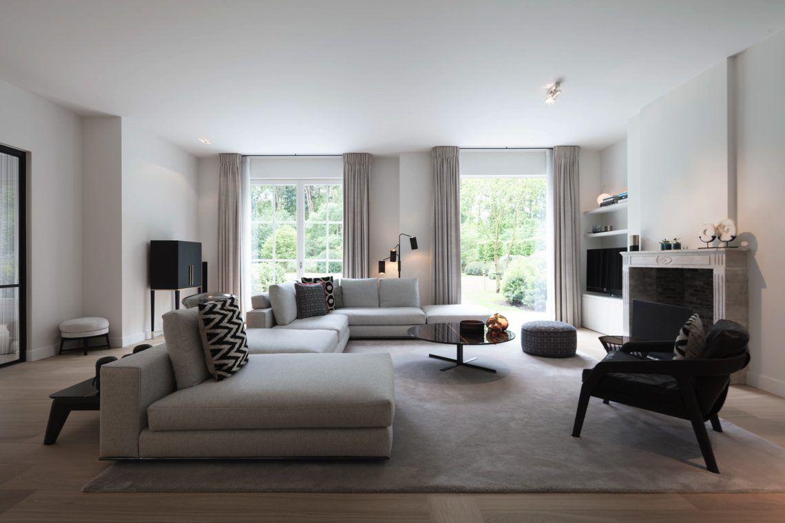 Devos interieur inrichting villa schilde hoog □ exclusieve
