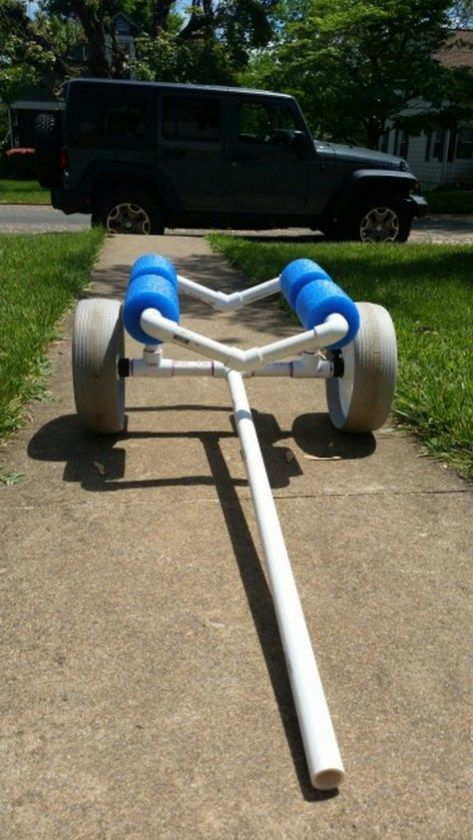 Photo of 40+ Smart Kayak Storage Ideas ⋆ YUGTEATR