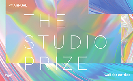 2019 Studio Prize Late Deadline Is Tomorrow Call For Entry Studio Prizes
