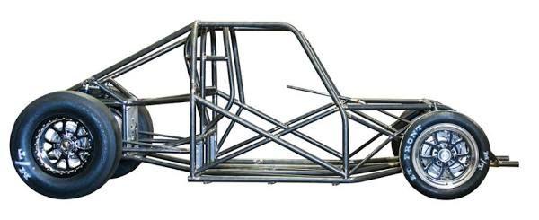 Resultado de imagen para tube chassis pro stock floor | Tube chassis ...