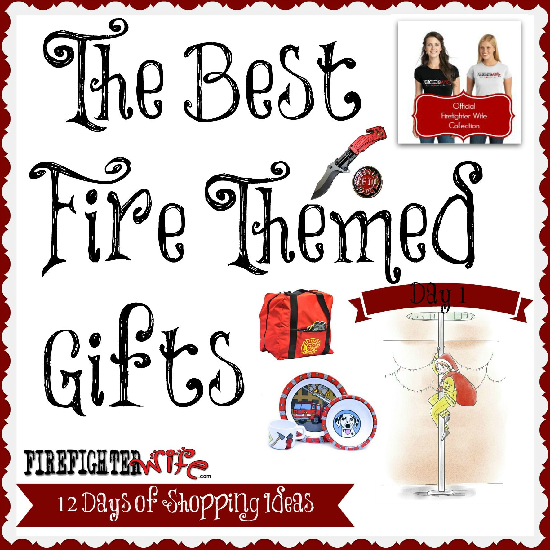 Pin von Firefighter Wife auf Fire Life Gift Guide | Pinterest