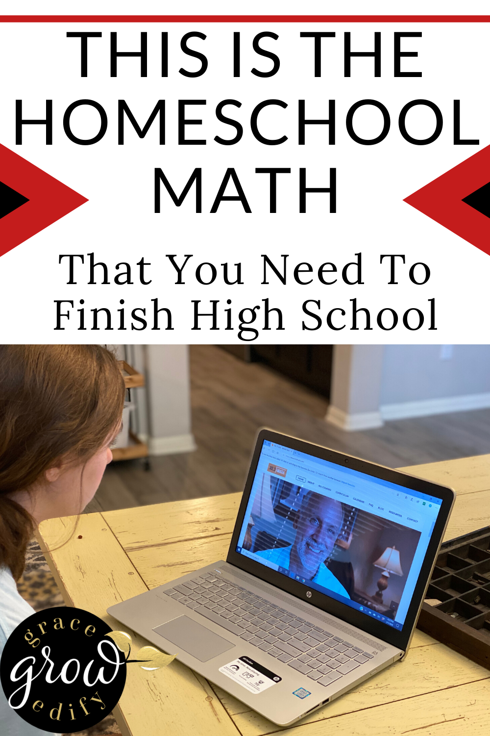 This Is The Homeschool Math That You Need To Finish High