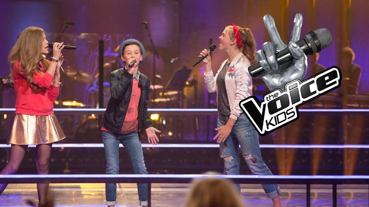 Amélie Vs Max Vs Iris Rise The Battle The Voice Kids 2017 The Voice Youtube Katy Perry