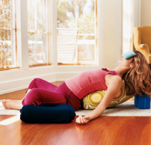 how yoga improves your fertility  easy yoga poses