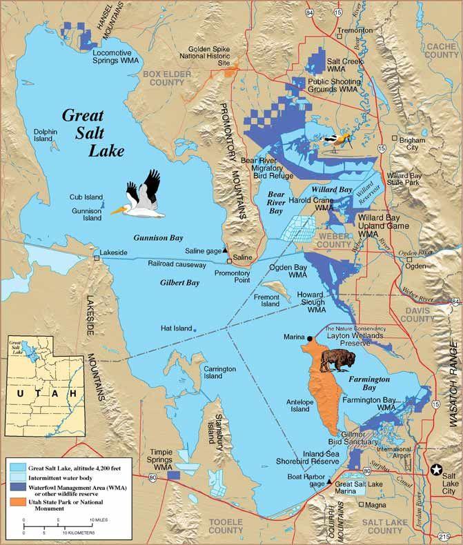 map of great salt lake Map Of Great Salt Lake Lake Map Salt Lake City Utah Lake map of great salt lake