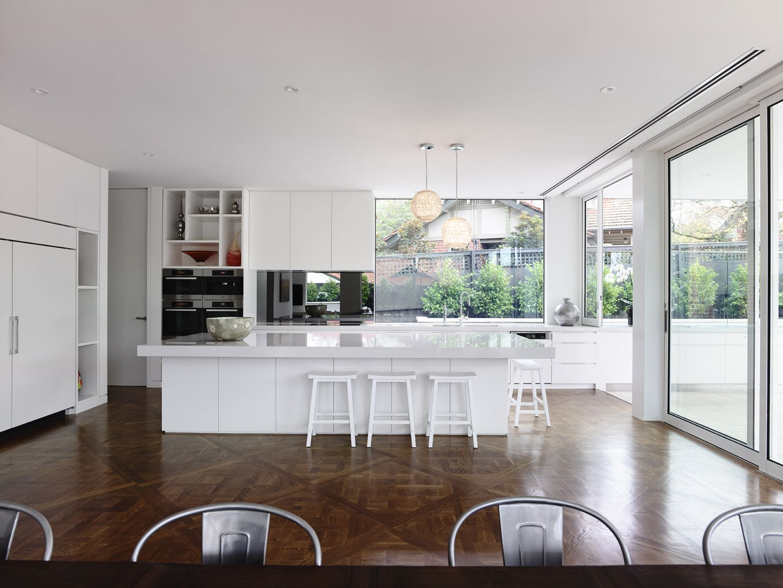 Perfect kitchen and slide doors | Home ideas | Pinterest