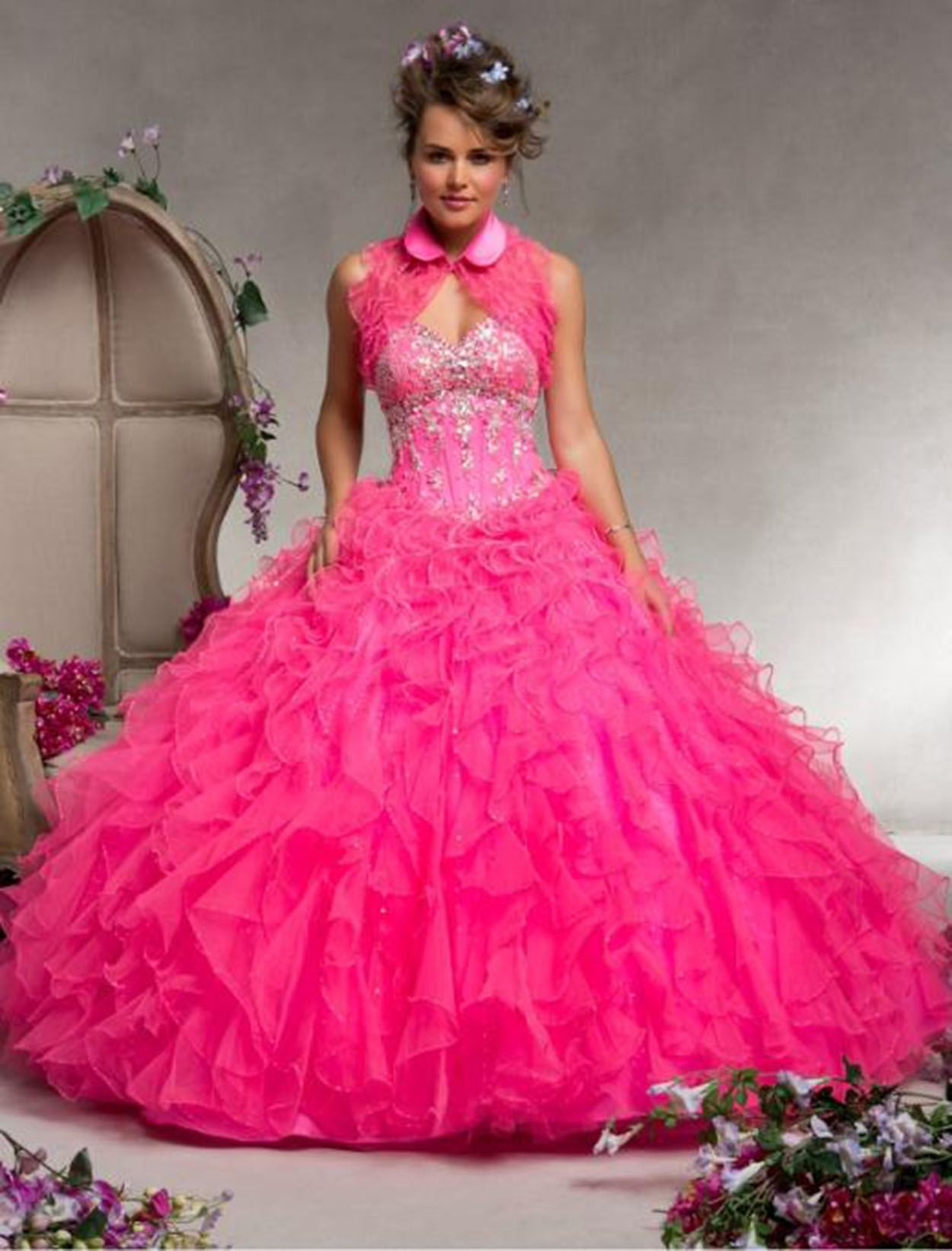 Vizcaya quinceanera dress by Mori Lee Instagram @My Quinceanera ...