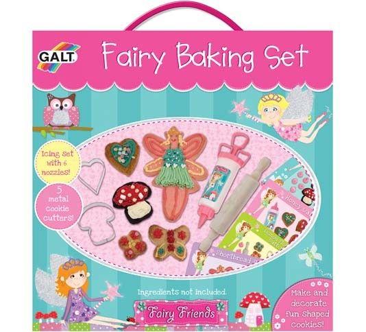 Fairy Baking Set