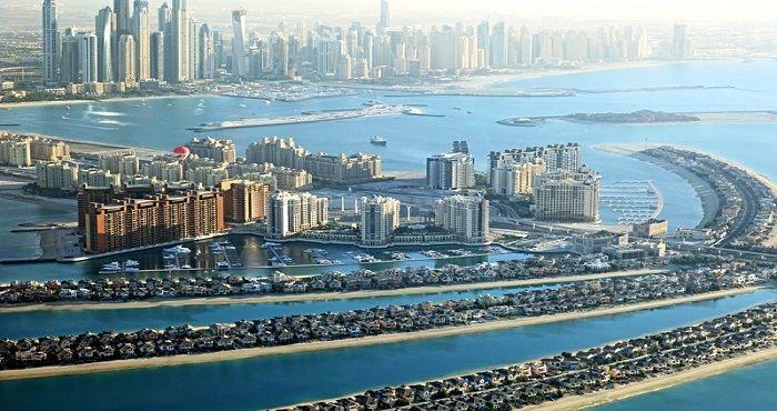 JA Oasis Beach Tower Apartments , Dubai, VAE - Tolles Apartment - schlafzimmer helsinki malta