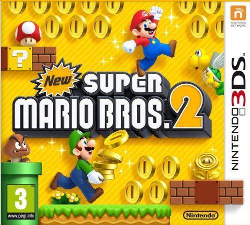 New Super Mario Bros 2 Mario Bros Super Mario Bros Mario