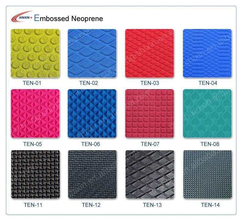 Smart Embossed Pattern Neoprene Rubber Sheets With Fabric Buy Smart Embossed Neoprene With Fabric Embossed Pattern Neoprene With Fabr Fabric Neoprene Pattern