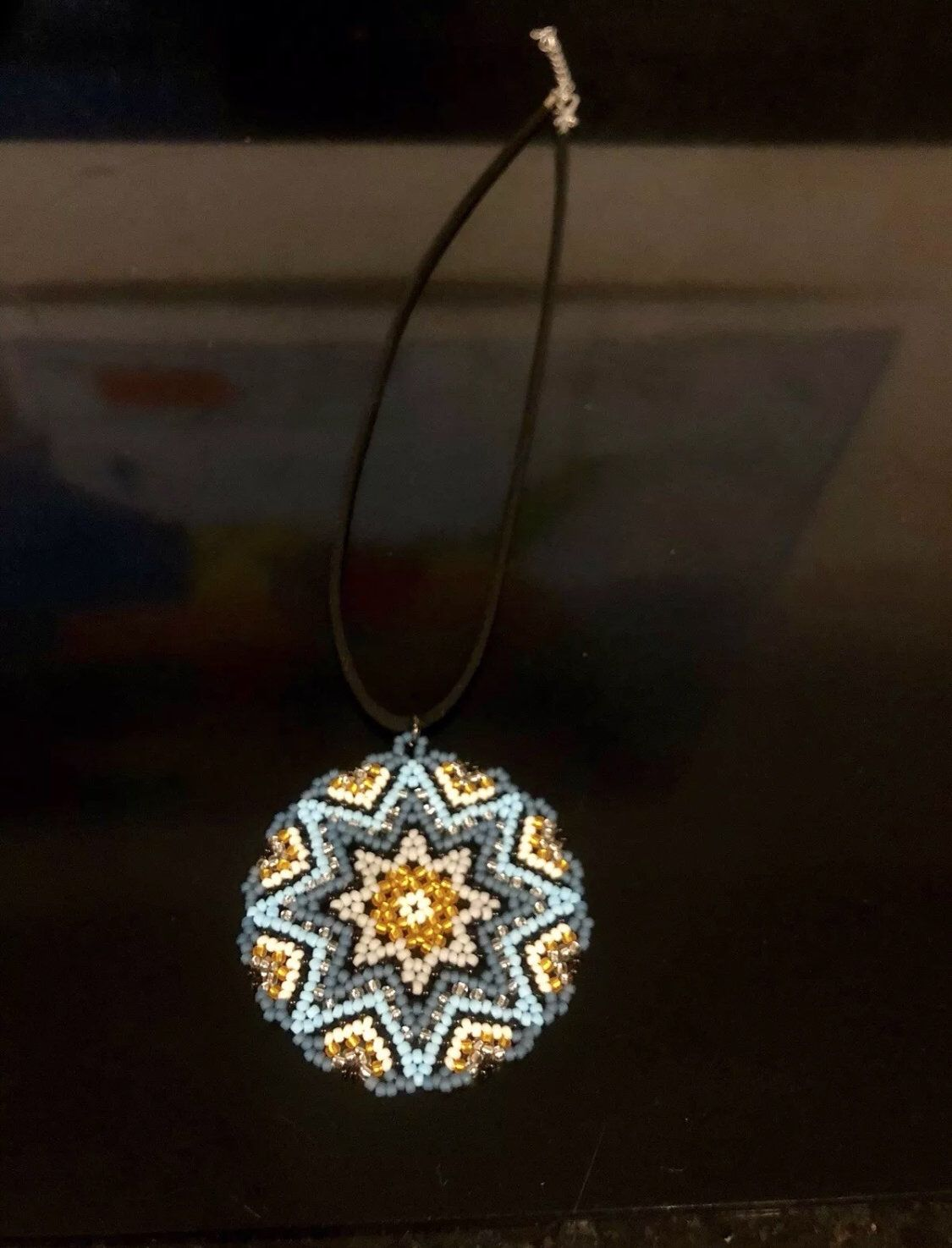 Excited to share the latest addition to my etsy shop beaded circle excited to share the latest addition to my etsy shop beaded circle huichol beading aloadofball Gallery