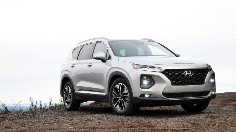 2019 Hyundai Santa Fe Quick Spin Review Hyundai Santa Fe Hyundai Santa Fe