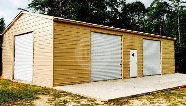 20 X 41 Steel Garage Metal Buildings For Sale Steel Garage Metal Building Prices