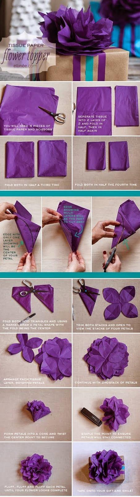 Blog O Wnetrzach Dla Dzieci Inspiracje 8 Pomyslow Jak Szybko I Nawet Ladnie Zapakowac Prezenty Flower Crafts Crafts Spring Crafts For Kids