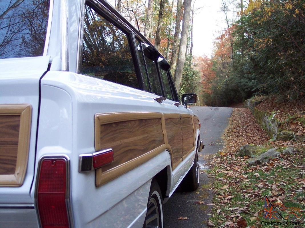 Pin On Jeep Wagoneer