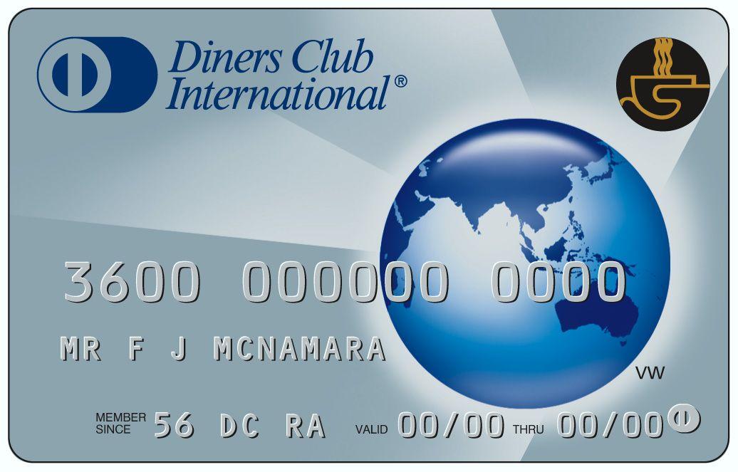 Diners Club Charge Card Australia Tarjeta De Credito Tarjeta
