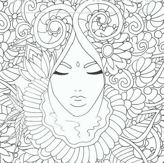 adult coloring book printable coloring pages coloring pages coloring book for adults - Adult Coloring Pages 2