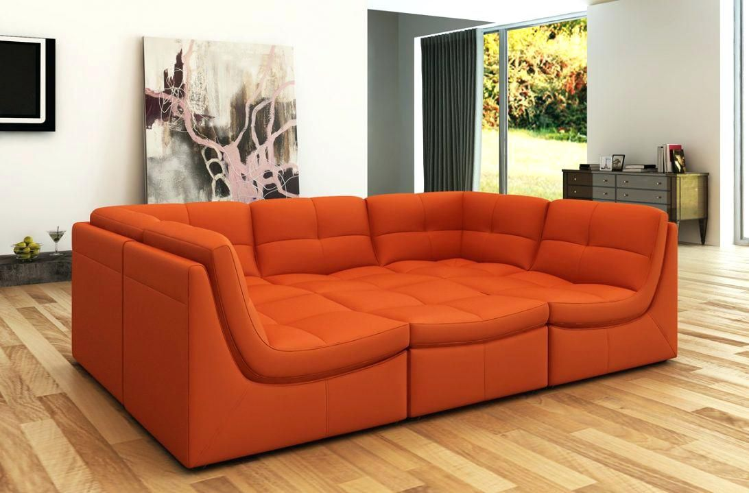 Chesterfield High Back Sofa Curved Corner Sofa Modern Sofa Sectional Leather Modular Sofa