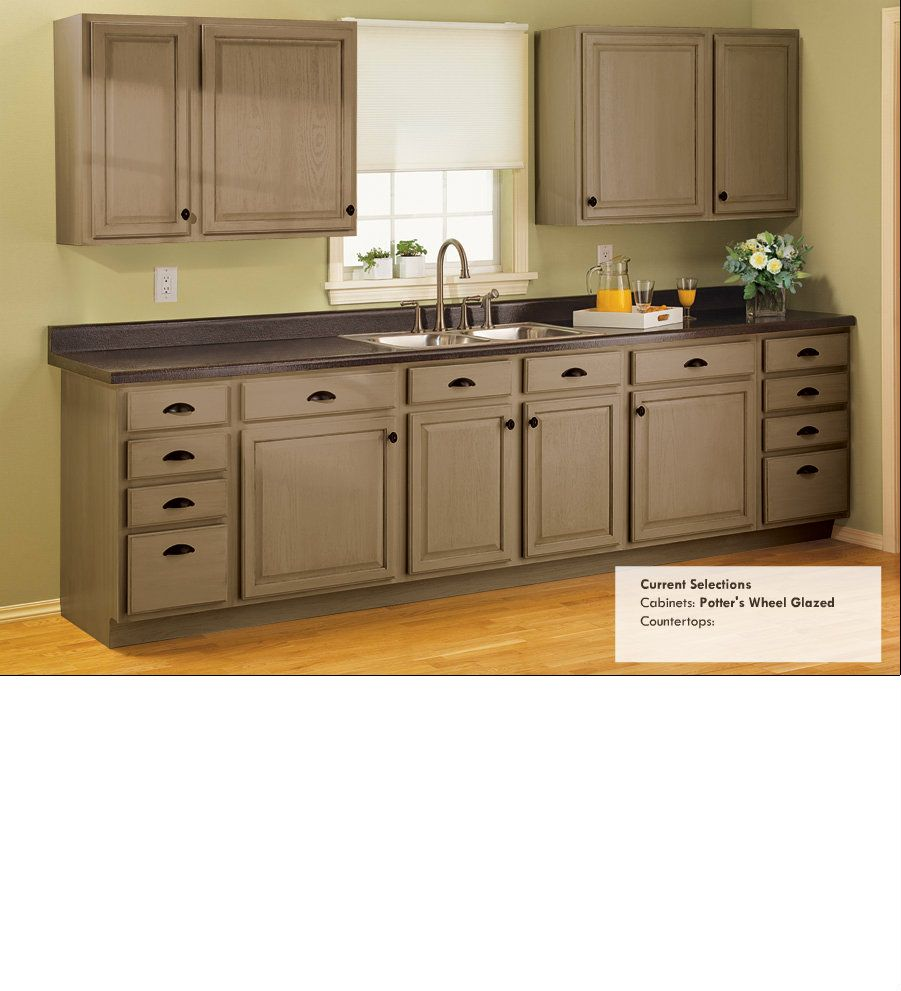 Inexpensive Kitchen Cabinets: Basement Remodel