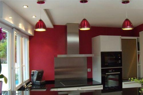 Cette cuisine fait partie du0027une maison à Saint-Maur des Fossés Le