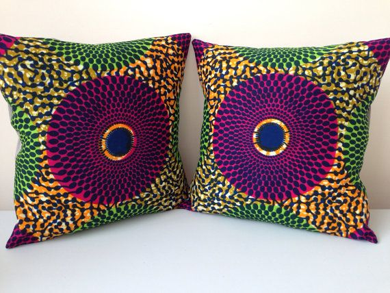 Pin By Flame Lily On Africa Inspired Home Decor African Print Pillows African Throw Pillows Decorative Pillow Covers Couch