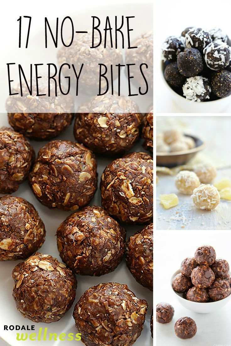 17 No-Bake Energy Bites That Satisfy Your Sweet Tooth