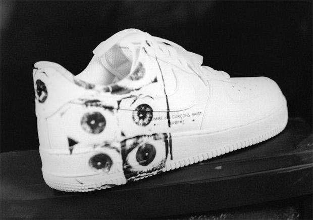 SHIRT x Nike Air Force 1 Release