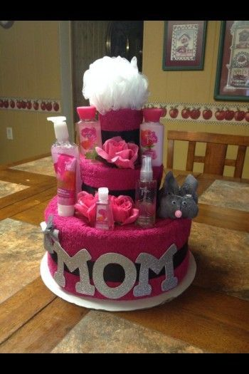 Spa Gift Basket Ideas For Mom