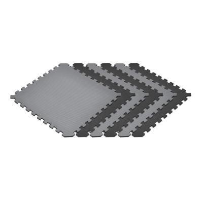 Norsk Black Gray 24 In X 24 In X 0 51 In Foam Interlocking