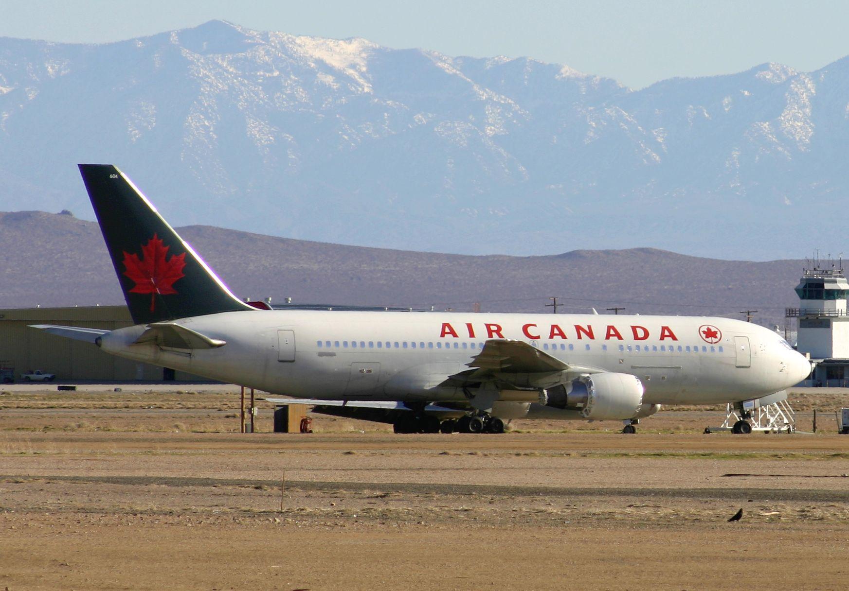 Gimli Glider First Dead Stick Landing Of A 767