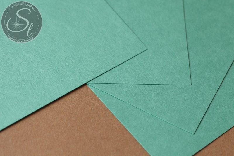 """1 Stk. Papier-Bogen """"Teal"""" ~10.5cm x 7cm von Stardust Treasures - Perlen & Schmuckzubehör auf DaWanda.com"""