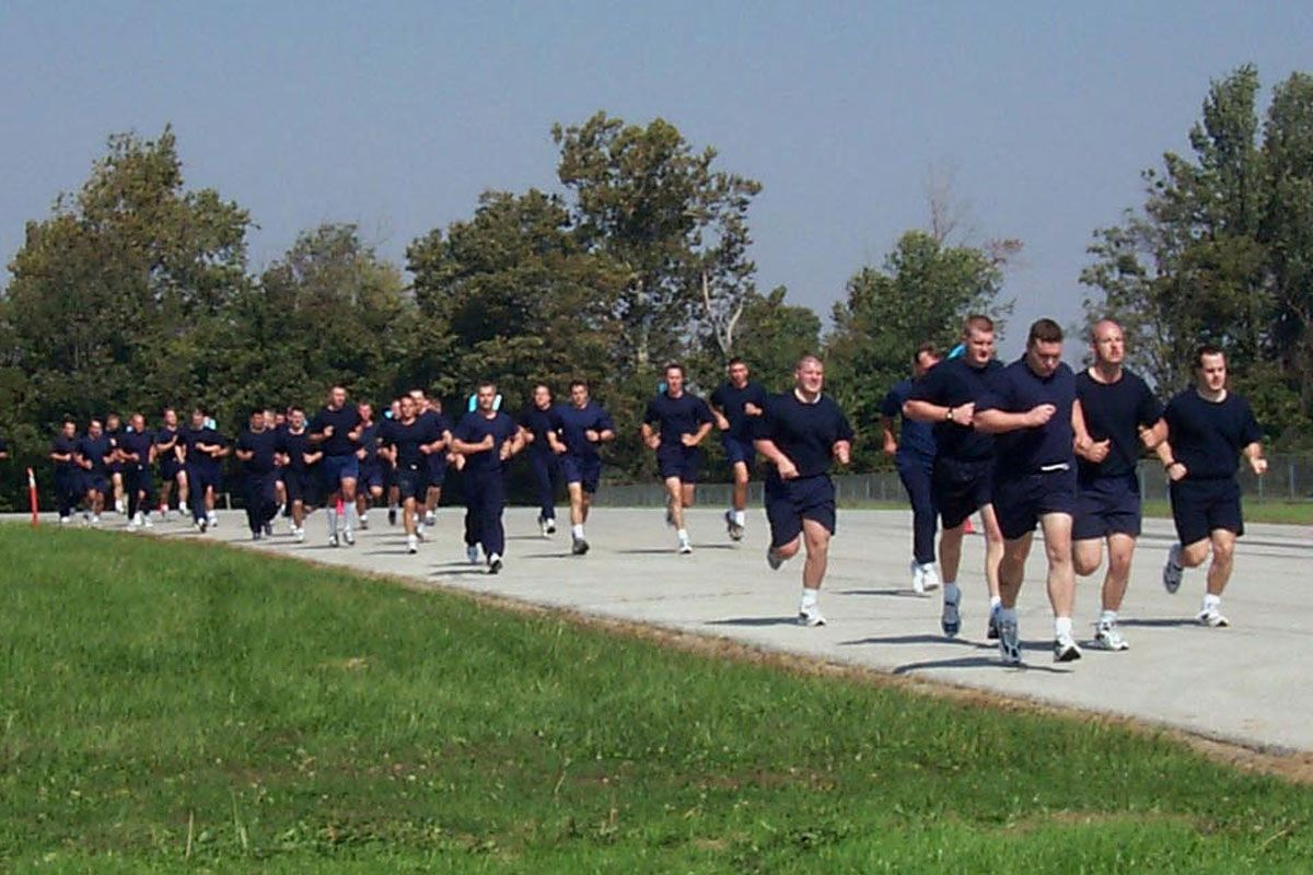 This Is What I Recommend As A Plan Of Action Until You Arrive At The Police Academy Police Academy Training Police Academy Police Workout