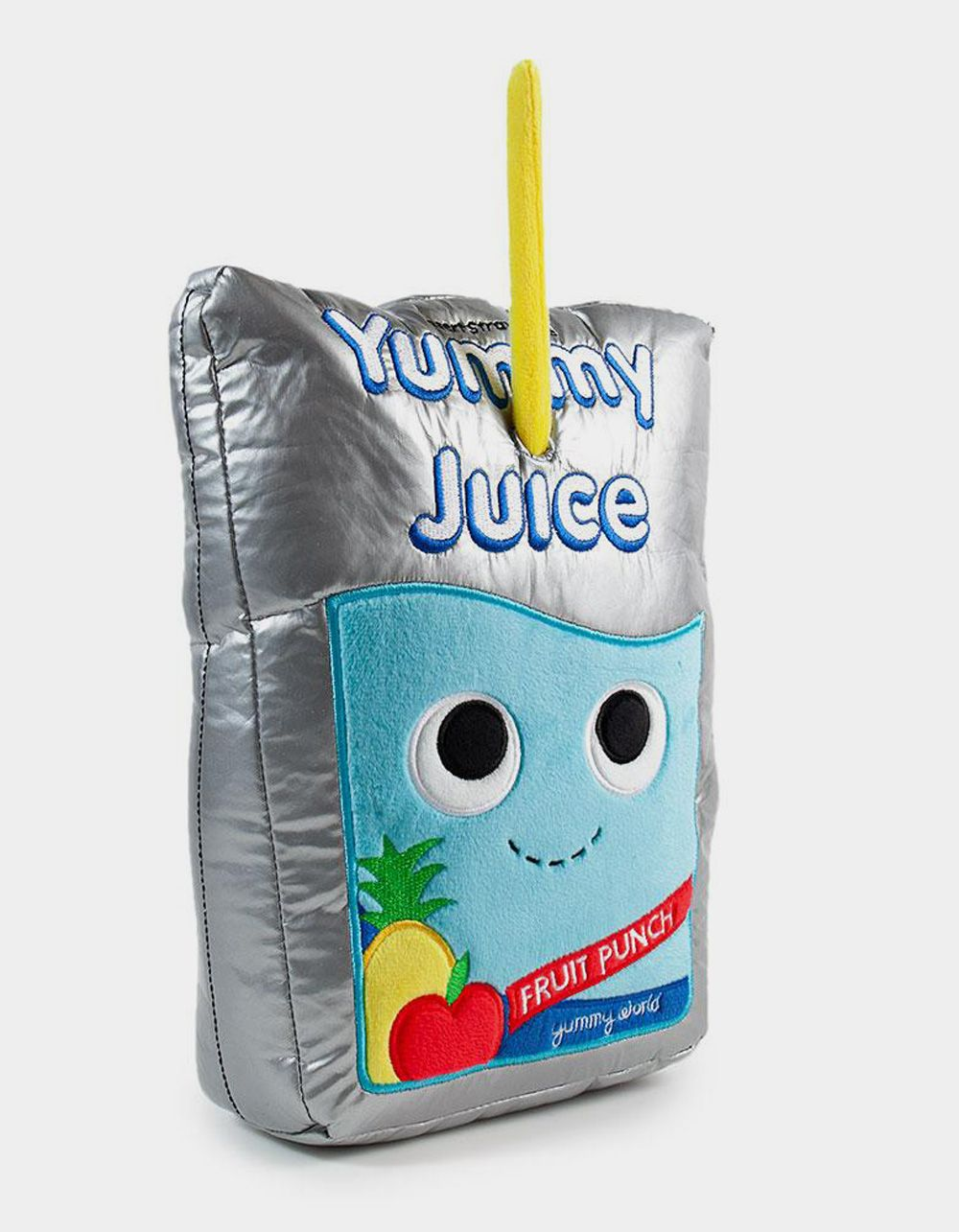 KIDROBOT Yummy World Jake The Juice Pouch Plush