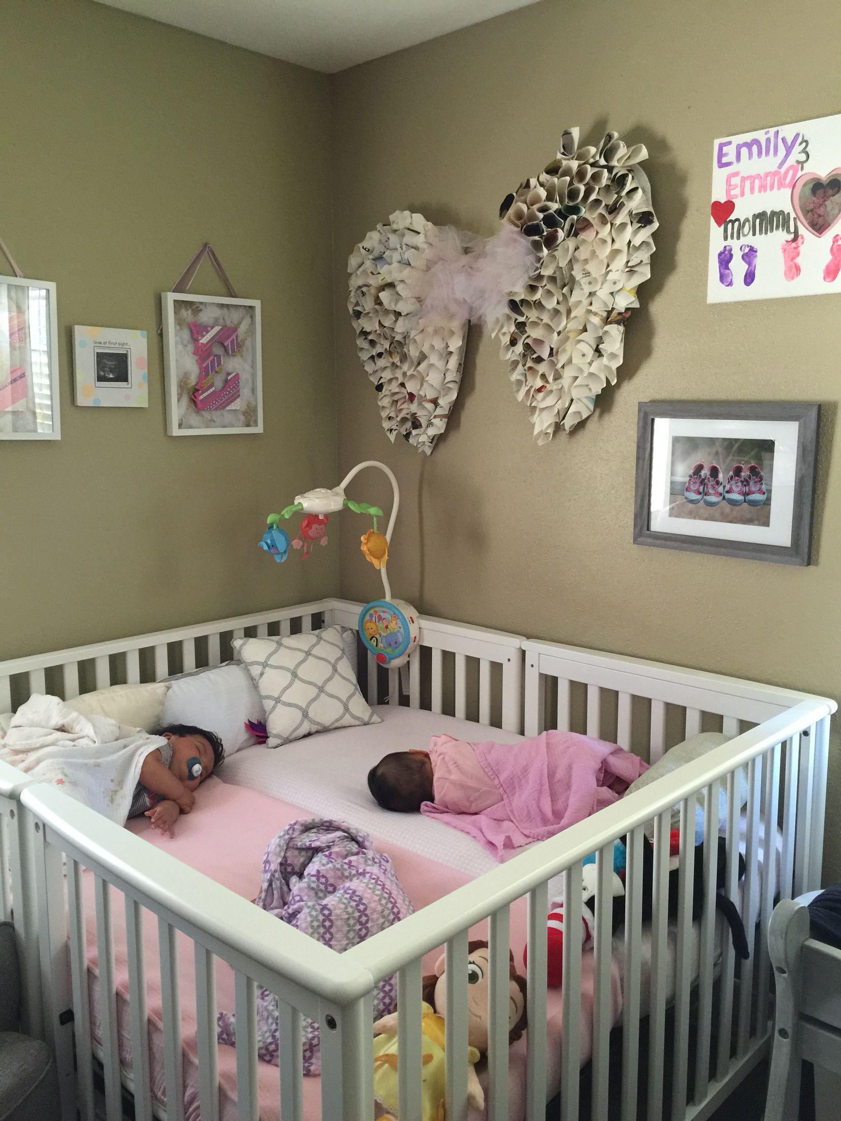 Twin Baby Girl Nursery Ideas