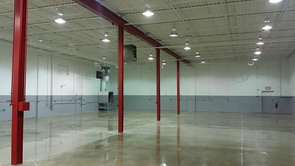 Portfolios Display Commercial Painting Services Paint Companies Concrete Contractor Painting Contractors