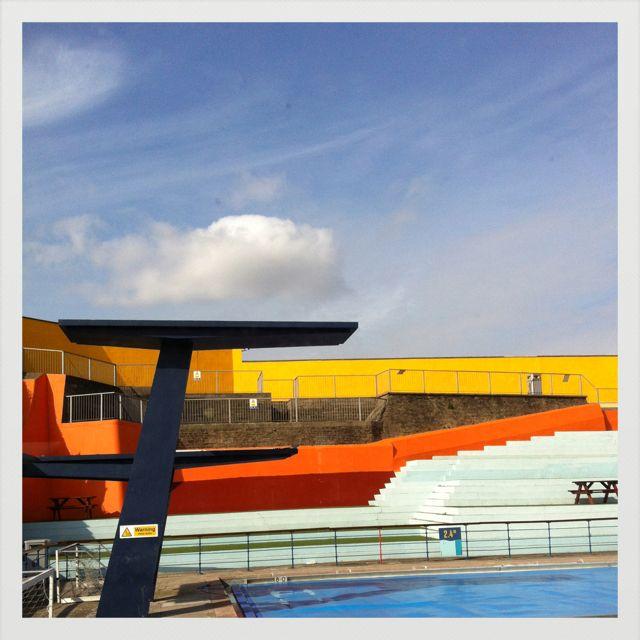 Portishead Lido | Architecture, Lido, Sydney opera house