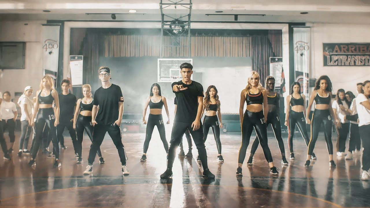 Now United Afraid Of Letting Go Official Music Video Com