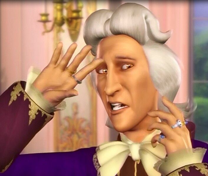 A still from Barbie in the Princess and the Pauper