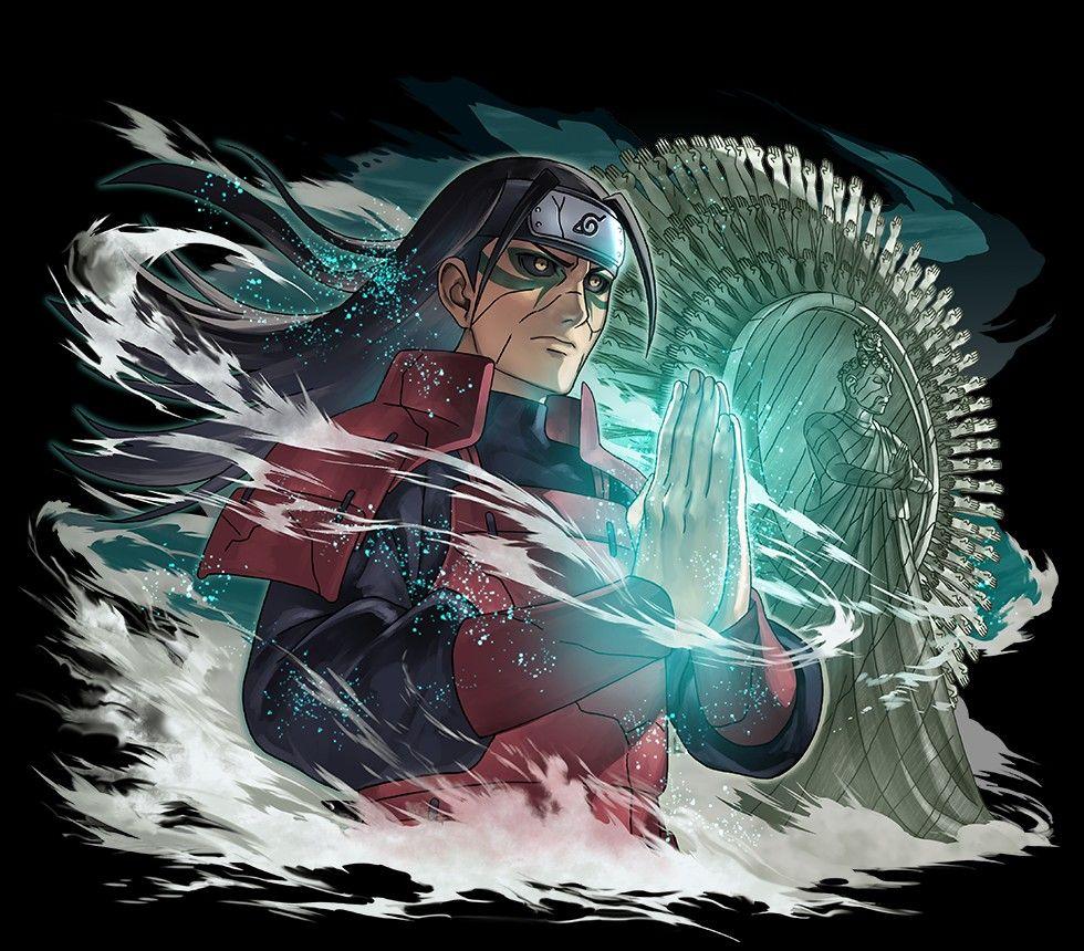 Hashirama Gambar manga, Seni anime, Animasi