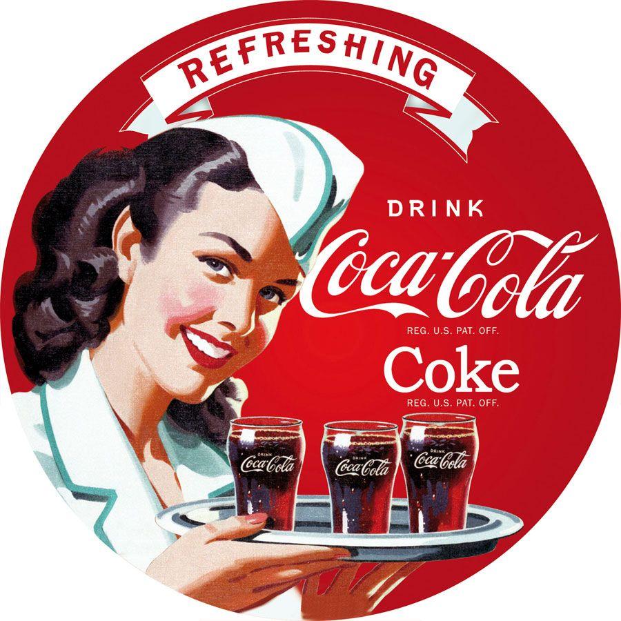 Coca cola lets viewers to choose the best iconic beverage - Nevera coca cola retro ...
