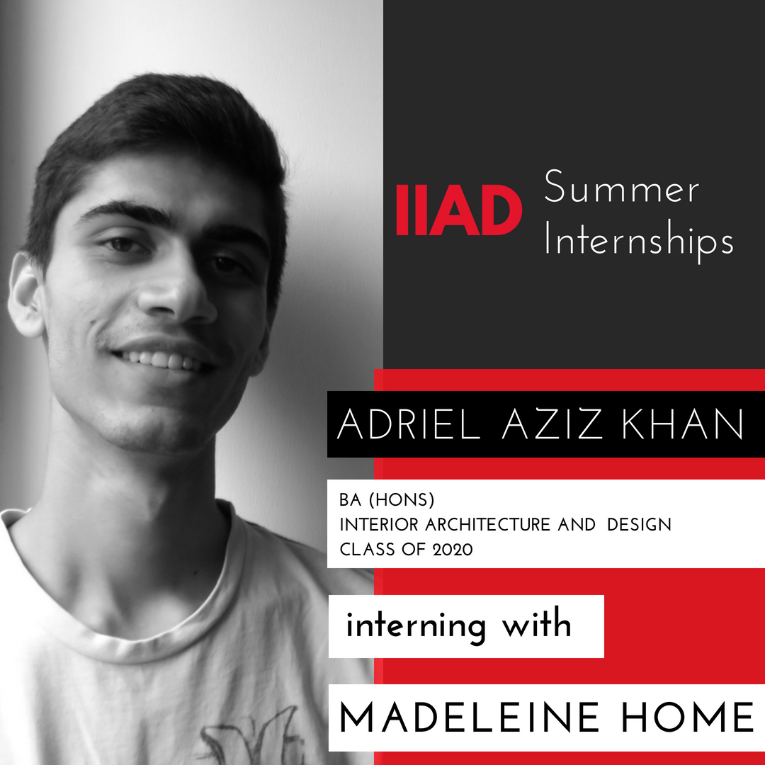 Congratulations Adriel Madeleine Home Is A Uk Based Company That Integrates Its Processes In House Designing Sourcing Design Classes Design Design Course