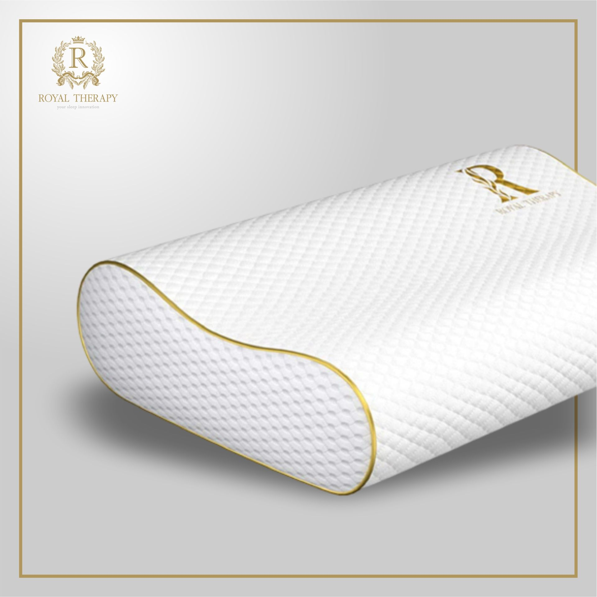 royal therapy snuggle bed pillows are
