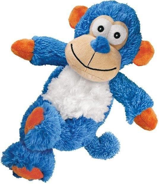 Kong Cross Knots Monkey Dog Toy Dog Toys Plush Dog Toys Pet Toys