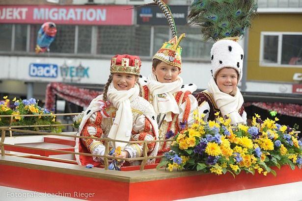 Karneval Köln Rosenmontag