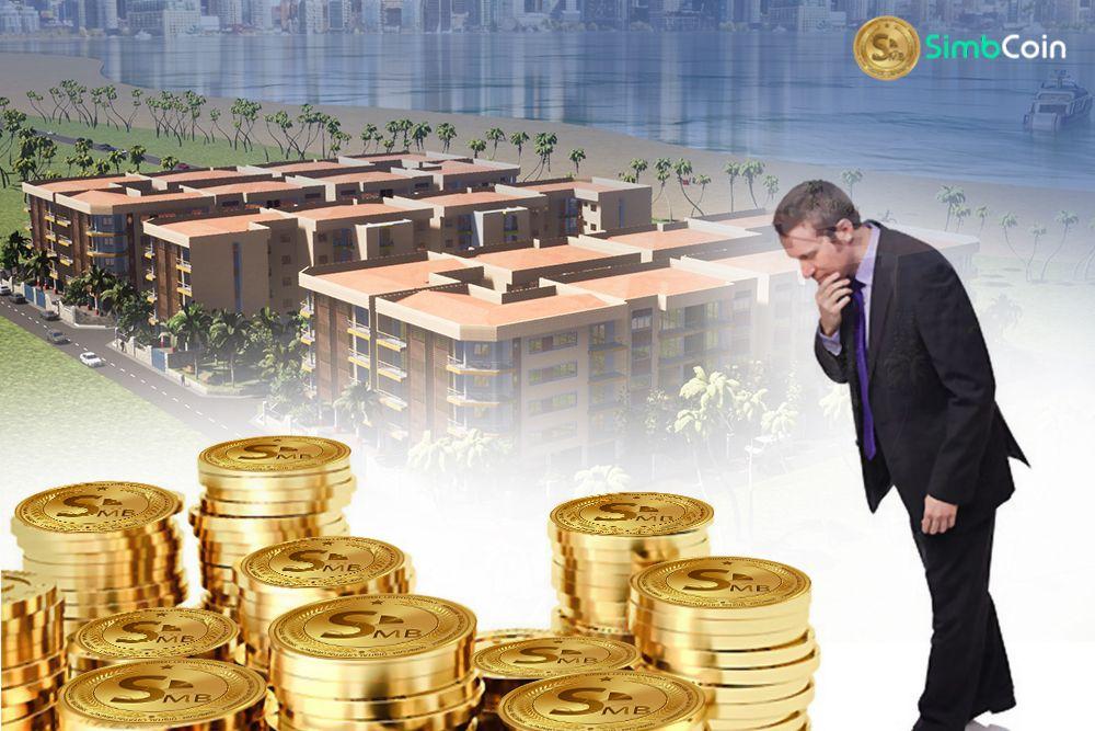 Real estate tokenization Virtual currency, Real estate