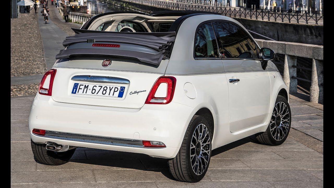 2018 Fiat 500 Collezione Cabrio   Fiat   Fiat 500, Fiat 500