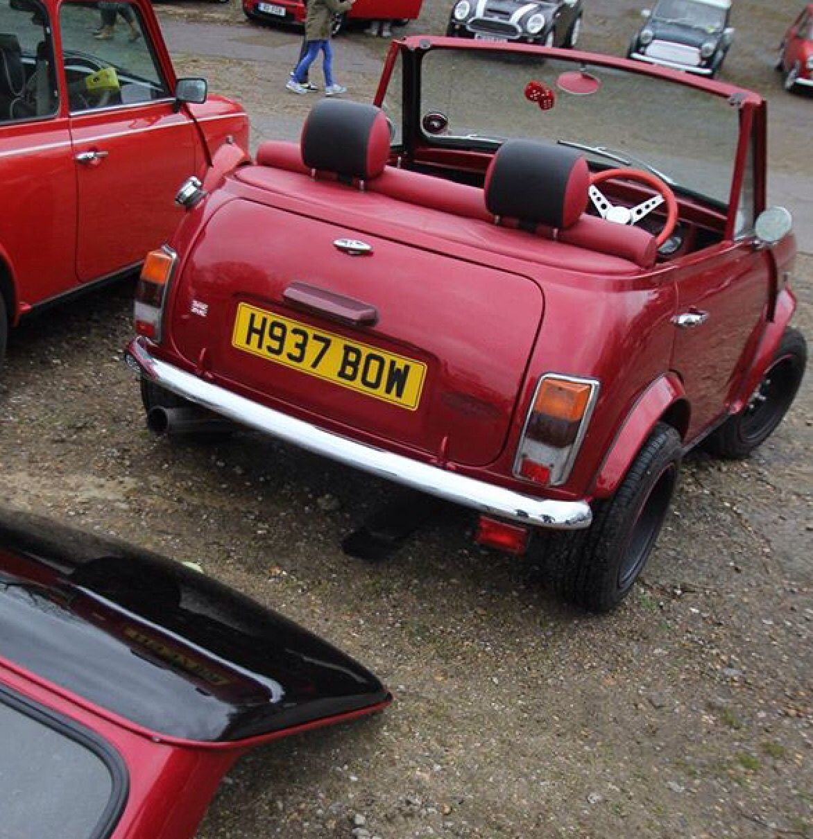 Nice Mini Shorty With Detachable Roof Lovely Car Which Has Had - Classic car lots near me