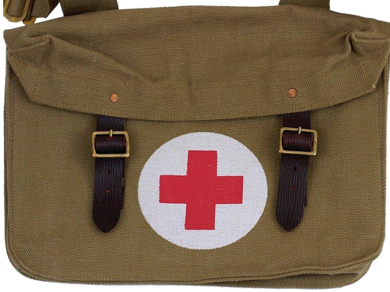 British Ww1 Medics Bag With Shoulder Strap Shoulder Strap Bags Strap